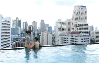 Shama Sukhumvit Bangkok - Stylish Serviced Apartments in ...