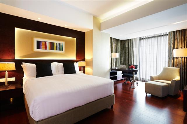 Opening Promotion: Rates from USD195. Normally USD265