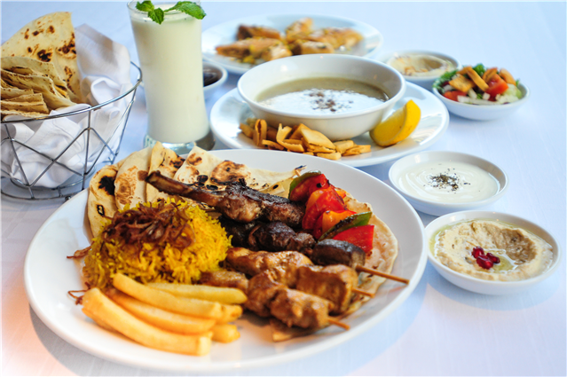 Suhoor ฺBreakfast and Iftar Dinner Set