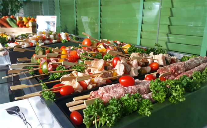 Friday Barbecue Buffet