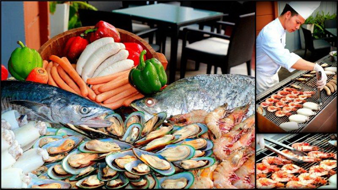 Seafood BBQ & International Buffet
