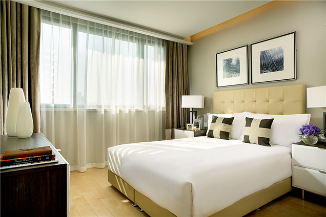 Winter Promotion:Monthly Rates from RMB 18,000