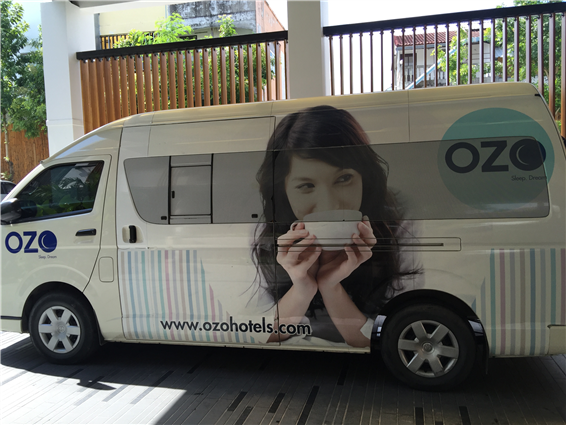 OZOHotels.com EXCLUSIVE: FREE Round-trip Airport Transfer