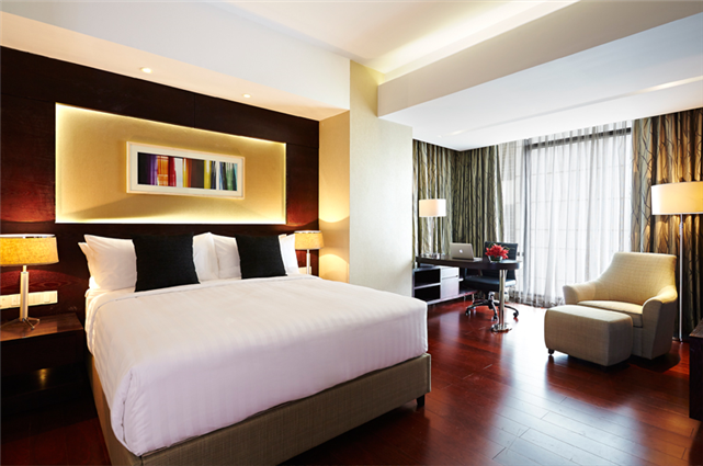 Promotion: Rates from USD195. Normally USD265